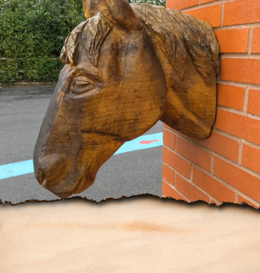 chainsaw carving uk